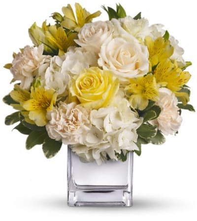 Teleflora's Sweetest Sunrise Bouquet