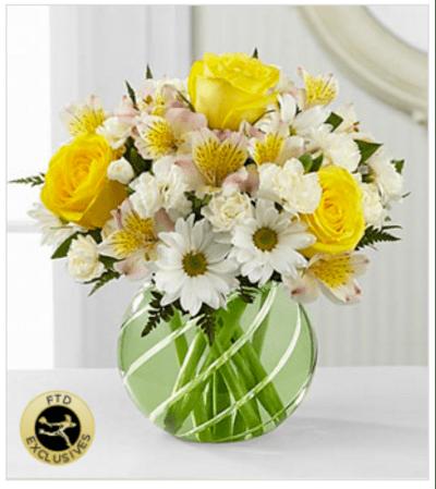 The Sunlit Bouquet