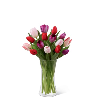 The FTD® Tender Tulips™ Bouquet