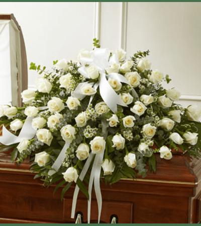 Purity casket spray