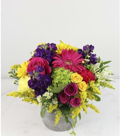 Confetti Bouquet by Everett Florist