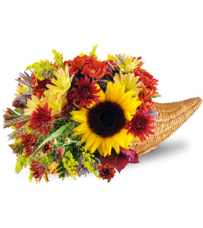 Autumn Plenty Cornucopia™