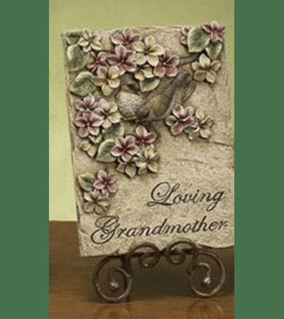 LOVING GRANDMOTHER STEPPING STONE