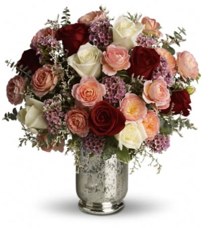 Teleflora's Always Yours Bouquet