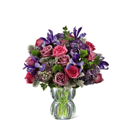 The FTD® Lavender Luxe™ Luxury Bouquet