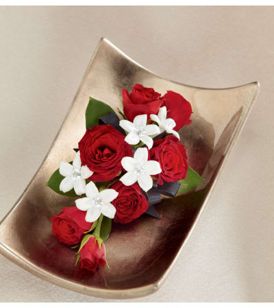 The FTD® Poetry™ Corsage