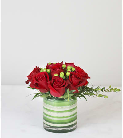 Simple Thoughts Rose Vase