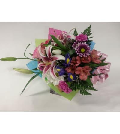 A Fresh Cut Bundle of Blooms