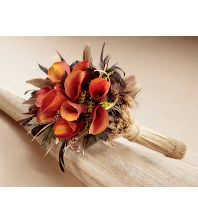 The FTD® Free Spirit™ Wedding Bouquet