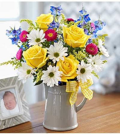 New Baby Wishes Bouquet™