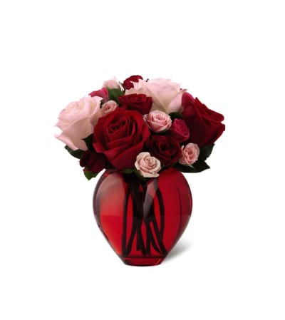 The FTD® My Heart to Yours™ Rose Bouquet 2016
