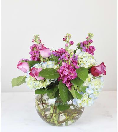 Lovely Lavender Bowl