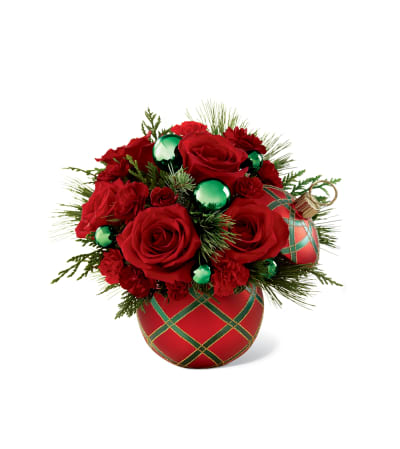 The FTD® Seasons Greetings™ Bouquet 2014