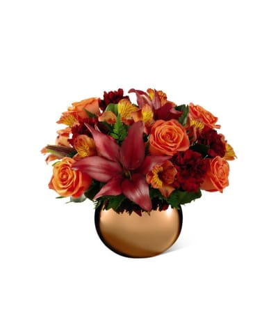 The FTD® Harvest Hues Bouquet