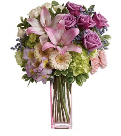 Teleflora's Artfully Yours Bouquet