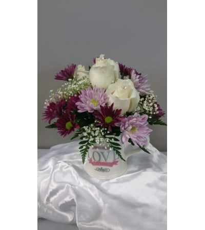 Rose Quartz Bloom