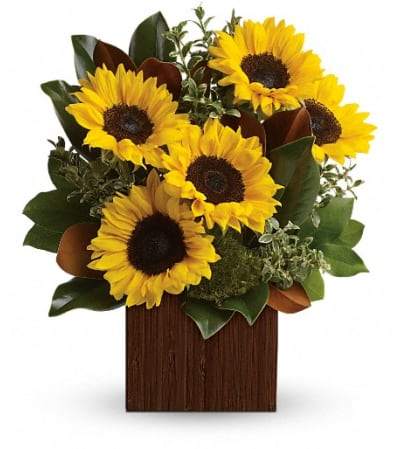 You're Golden Bouquet by Teleflora