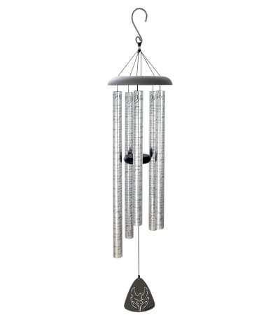 God Has You Wind Chime