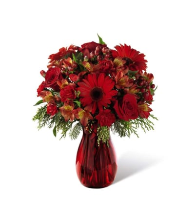 The FTD® Spirit of the Season™ Bouquet
