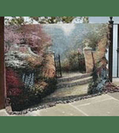 HEAVENS GATES IN THE GARDEN