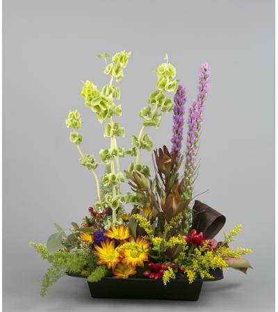 Blooming Garden Arrangement