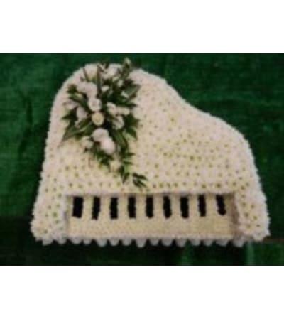 Funeral Custom Piano Sympathy Piece
