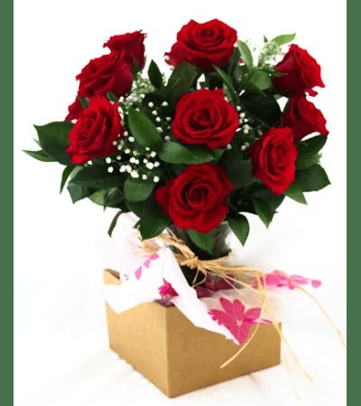 Roses at Work
