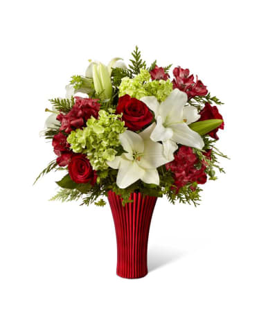 The FTD® Holiday Celebrations® Bouquet 2016