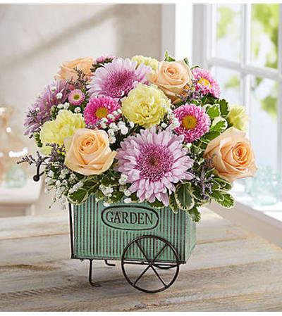Blooming Garden Cart™