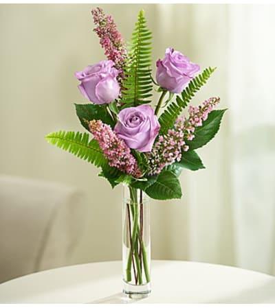 Love's Embrace™ Roses – Purple