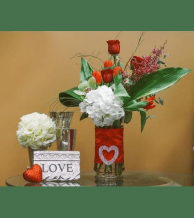 Bronze Valentines Package