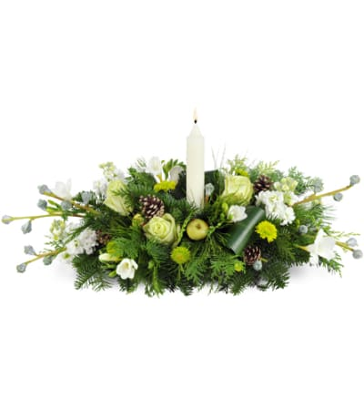Elegant Winter Centerpiece™