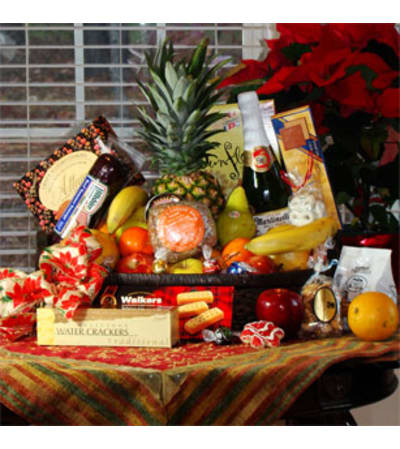 The Executive Fruit Basket