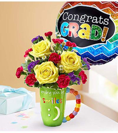 Mugable® Sending Big Smiles Graduation