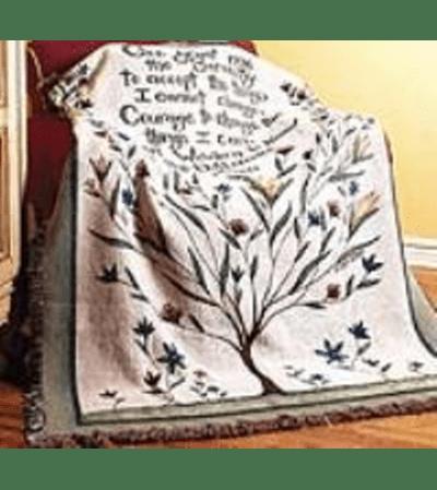 SERENITY PRAYER TREE