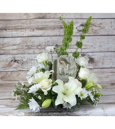 """""""Remembered with Love"""" arrangement"""