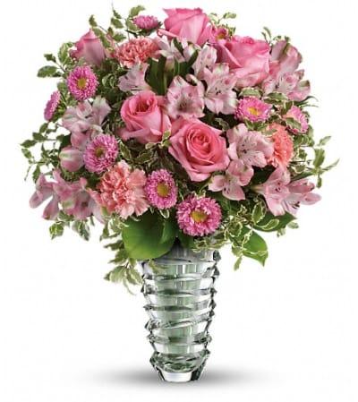 Teleflora's Rose Fantasy Bouquet