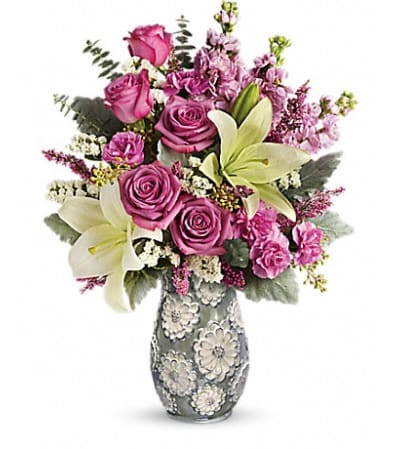 Teleflora's Blooming Spring Bouquet