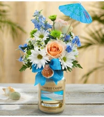 Sun & Sand™ Yankee Candle® Bouquet