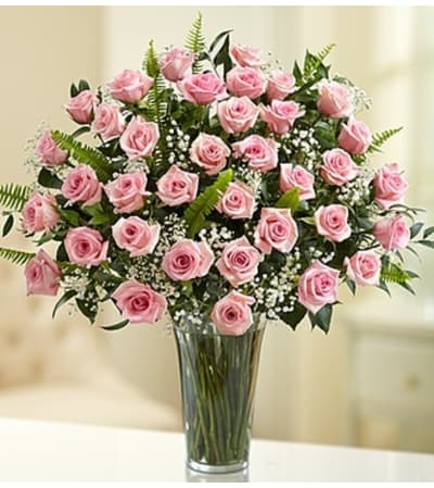 Ultimate Elegance™ Long Stem Pink Roses