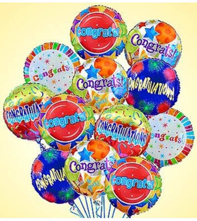 Air-Rangement® - Congratulations Ball