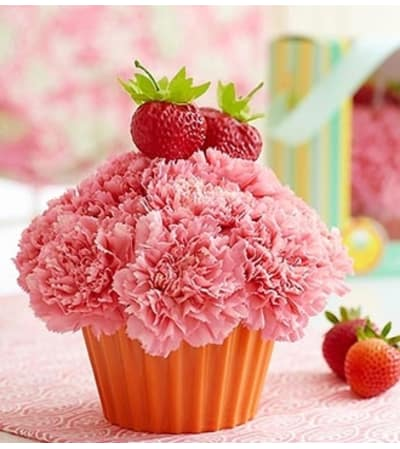Cupcake in Bloom™ Strawberry