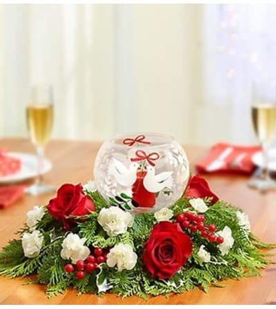 Peace on Earth™ Holiday Centerpiece