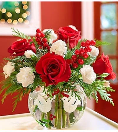 Peace on Earth™ Holiday Bouquet