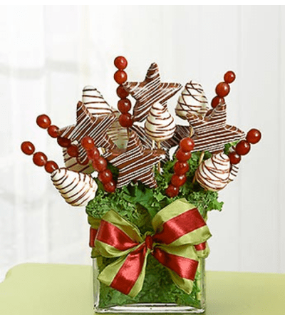 Holiday Star Bouquet