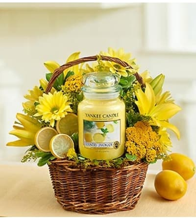 Yankee Candle® Make Lemonade™ Basket