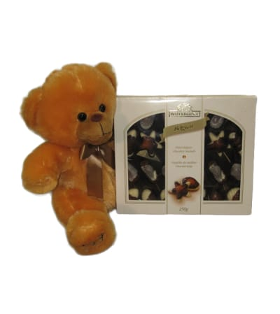 Belgian Chocolate Gift set