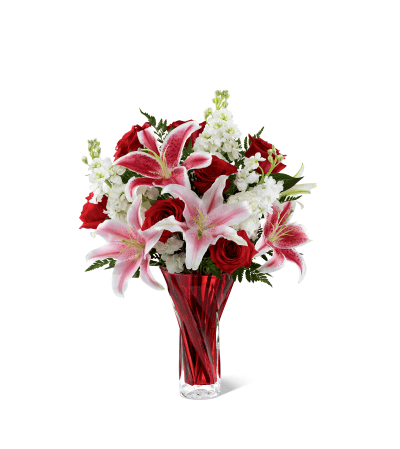 The FTD® Lasting Romance® Bouquet 2014