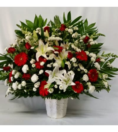 Special Blessing Floral Bouquet