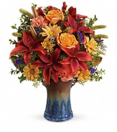 Teleflora's Country Artisan Bouquet